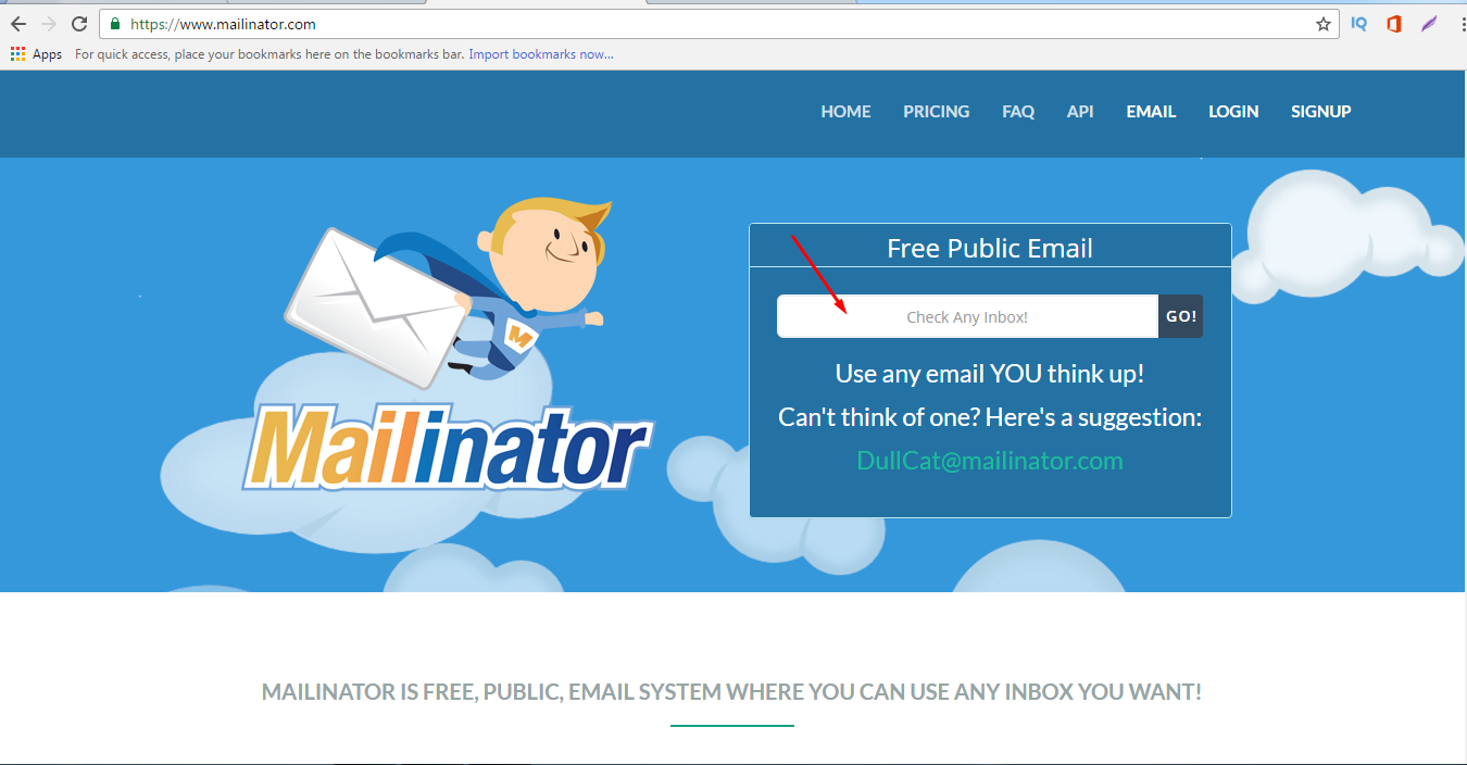 temporary email address service providers