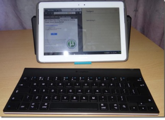 Connect Keyboard with Android Device Using Bluetooth