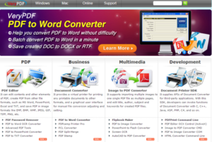 Convert Pdf To Word, PPT, Excel