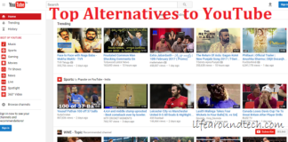 alternative websites to YouTube