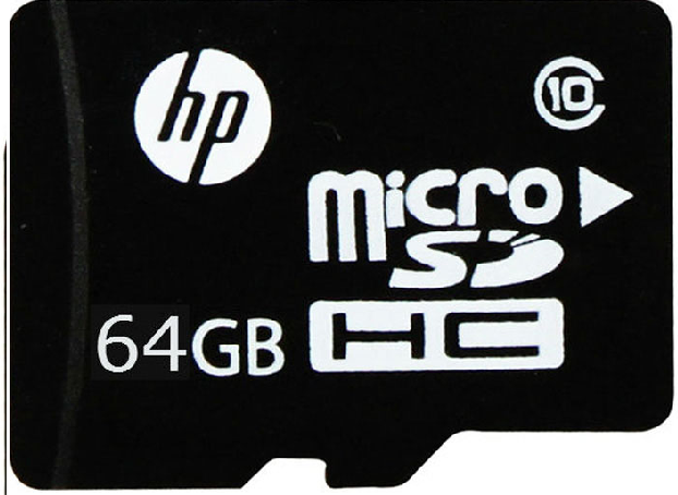external SD card