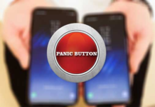 Android 7.1-Panic Button